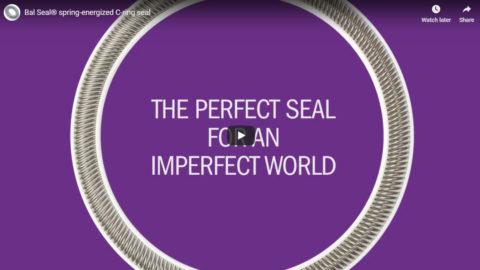 Bal Seal étend sa gamme pour répondre à la demande d'étanchéité haute tolérance
