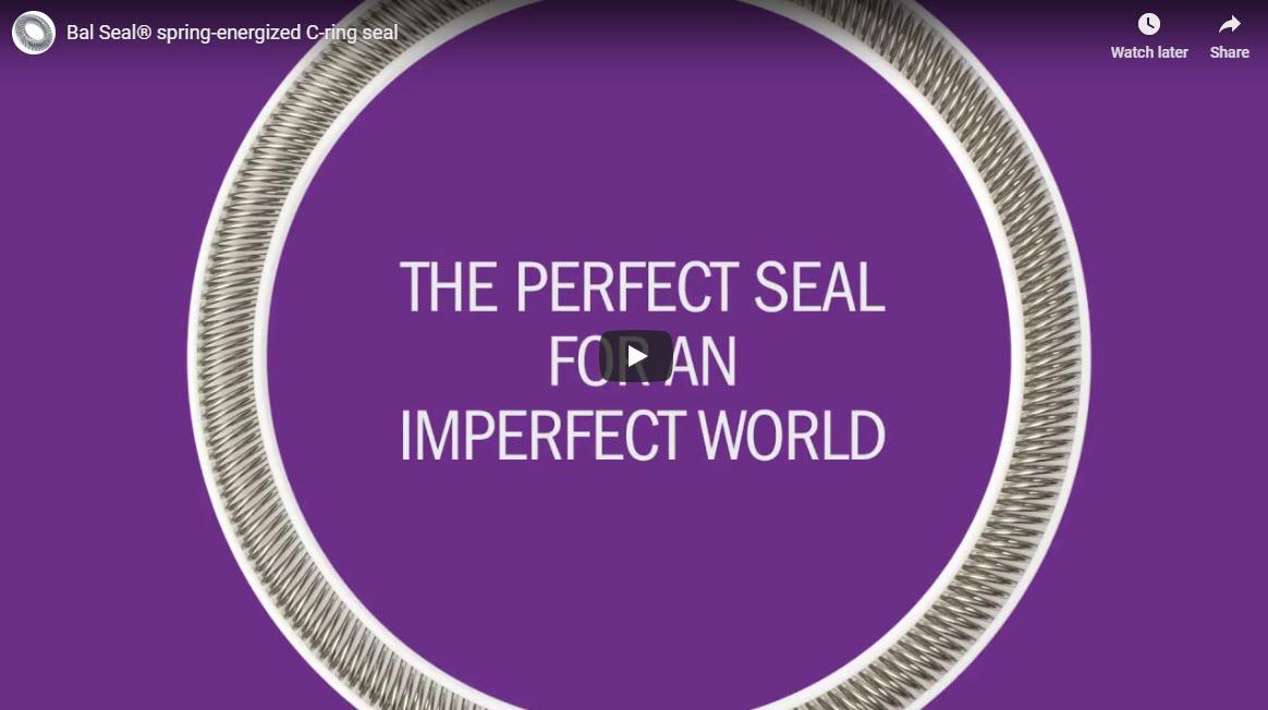 Компания Bal Seal расширяет линейку изделий для удовлетворения спроса на уплотнения с большим диапазоном допусков
