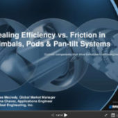 Avoid Mistakes In Gimbal, Pod And Pan-tilt System Design