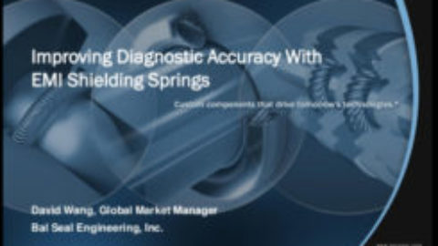Improving Diagnostic Accuracy with EMI Shielding Springs