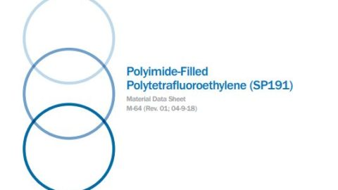 Polyimide-Filled Polytetrafluoroethylene (SP191)