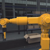 Seals for Improved Performance in Industrial Robotics