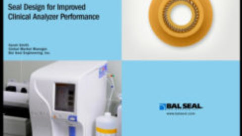 Seal Design for Improved Clinical Analyzer Performance