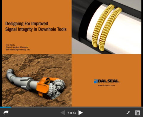 Designing For Improved Signal Integrity in Downhole Tools