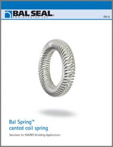 Bal Springl® canted coil spring