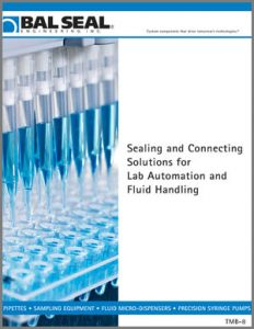 Lab Automation and Fluid Handling Sealing and Connecting Solutions