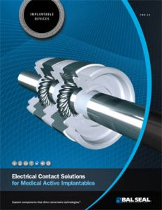 Medical Electrical Contact Solutions