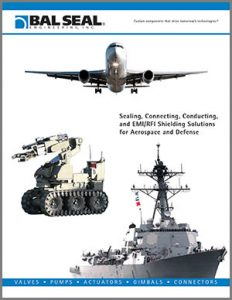 Aerospace and Defense Sealing, Connecting, Conducting and Shielding Solutions