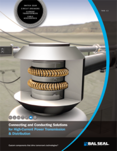 Bal Seal Engineering Connecting and Conducting Solutions