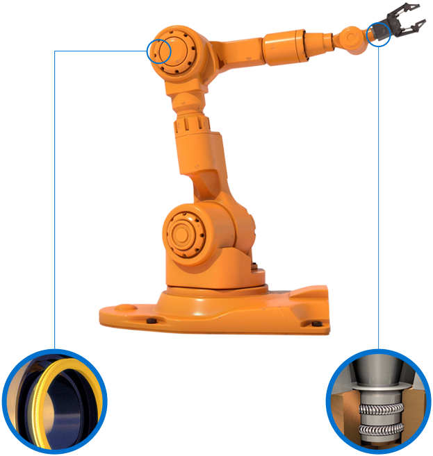 Six Axis Robot Industry Application
