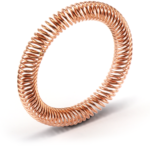 EMI/RFI Shielding Bal Spring® canted coil spring
