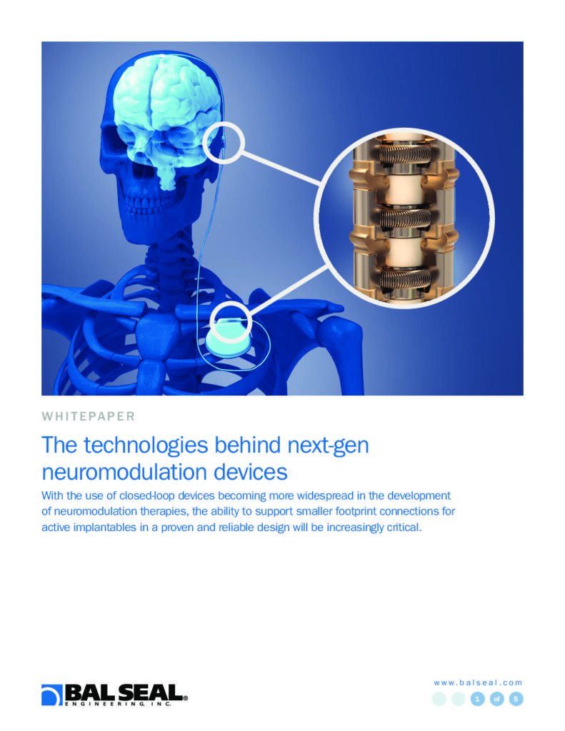 The technologies behind next-gen neuromodulation devices