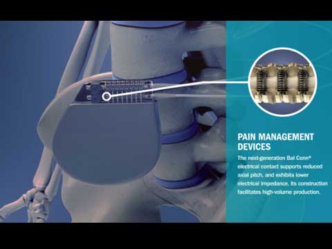 Advancing Neuromodulation Device Design with Contacts