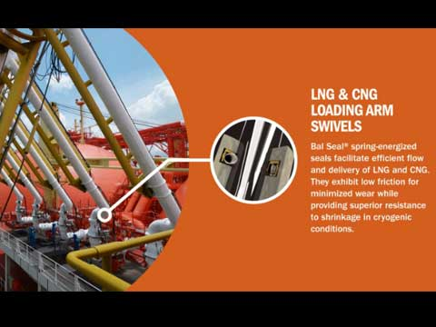 Seal and Spring Products for Oil & Gas Equipment