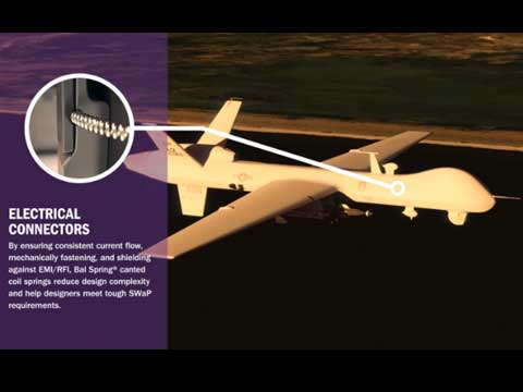 UAV Sealing, Connecting and Conducting Solutions