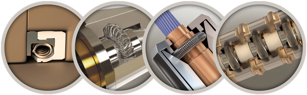 Global Manufacturer in Custom Seal Designs   Bal Seal Engineering, Inc