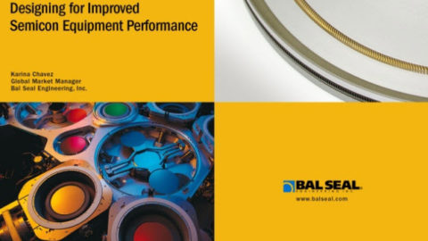 Designing For Improved Semicon Equipment Performance