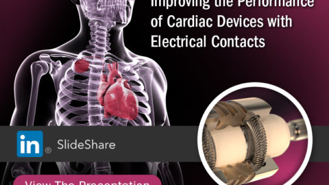 Improving the Performance of Cardiac Devices with Electrical Contacts