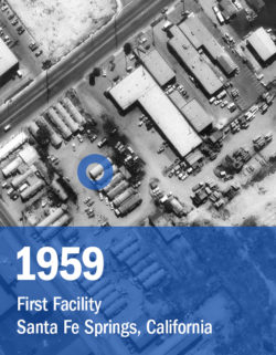 Santa Fe Springs facility