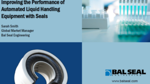 Presentation: Selecting Seals for Better Pipettors
