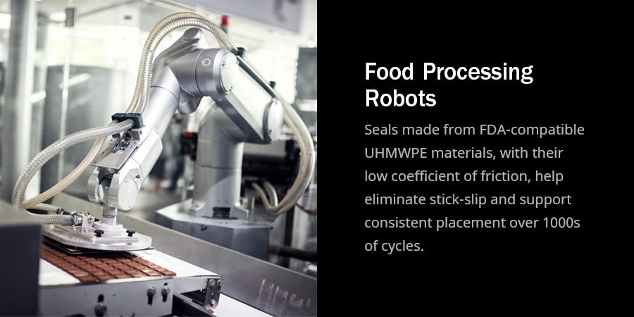 food processing robots